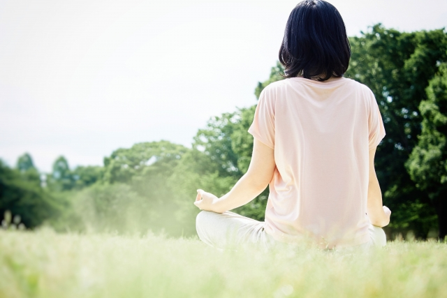 スピリチャル(ヨガ瞑想)