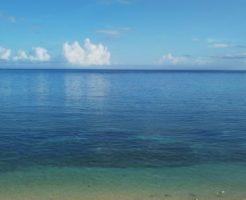 ベルパライソの海